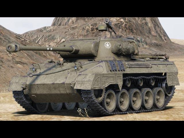 World of Tanks 1 Знак классности Тащу M18 Hellcat Хелкет Artist Play