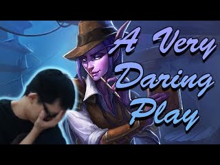 Amaz Quickie: A Very Daring Play