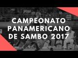 [ВИДЕО] Чемпионат Панамерики по самбо 2017 пройдет в колумбийском Гвадалахара-де-Буга