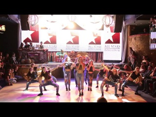 Jazz Funk Juniors by Секирина Наташа Halloween party All Stars Dance Centre 2016