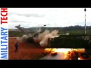OMG! Russian KA-52 Attack Chopper Accidentally Fire Rockets at Exercise Observers