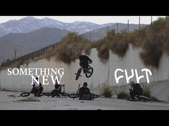 CULTCREW/ SOMETHING NEW/ DAN FOLEY WELCOME 2016