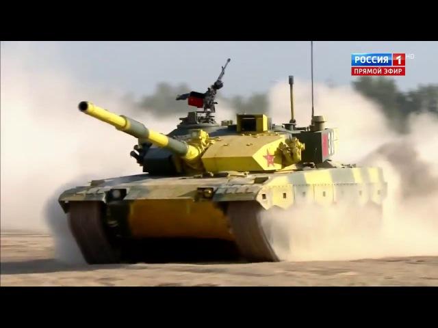 Танковый биатлон 2017: ФИНАЛ (Army Games 2017)
