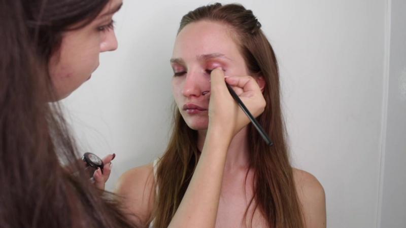 Смоки с пигментом Vera Shevi Beauty School