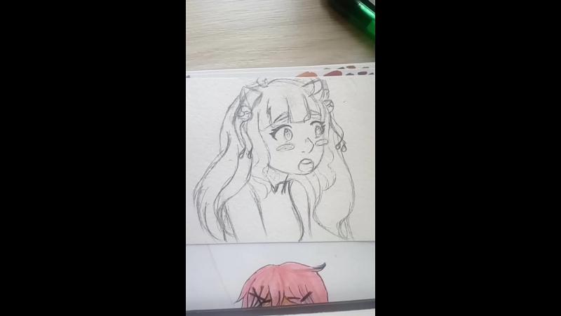 Красим рисунок