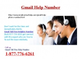 Reliable & Instant Help on 1-877-776-6261 Gmail Toll Free Help Number
