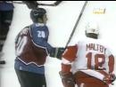 драки в хоккее