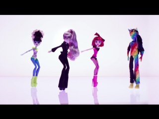 'Gaga for Ghouls' Official Music Video l Monster High