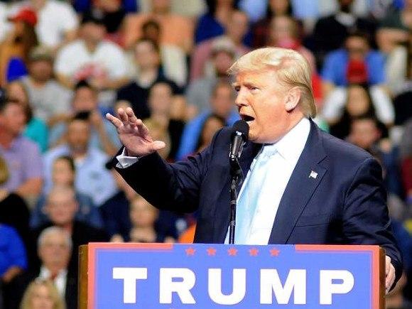 Трамп лидирует на выборах президента США