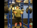 Джесси Норрис - 265 кг х 10 повторов