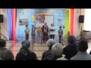В субботу наши детки показали спектакль и прочли произведения А.С. Пушкина в доме «Забота».