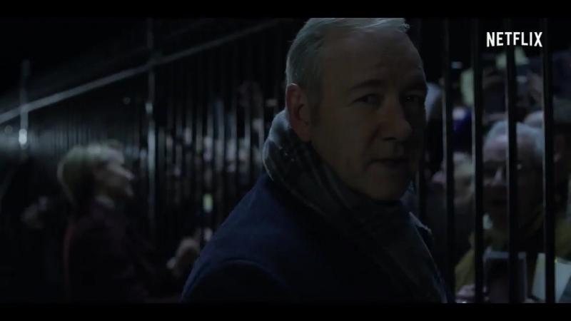 Карточный домик - тизер к 5 сезону - House of Cards - You have nothing to be affraid of