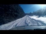 дорога на караби-яйля