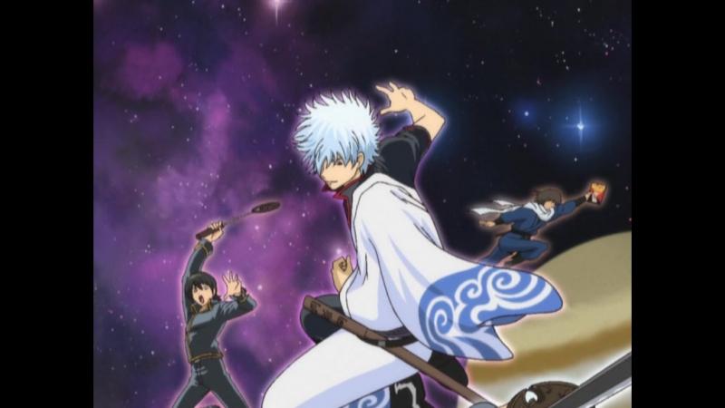 Gintama [TV-1] ED1 - Fuusen Gamu [風船ガム] (Captain Stridum)