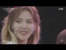 Red Velvet - Red Flavor @ M-ON a-nation 2017 170826