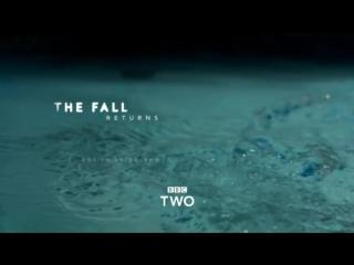 Крах (Падение) ( 3 сезон). Промо 2 / The Fall (Season 3). Promo 2.