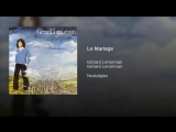 1978 Le Mariage - Gerard Lenorman