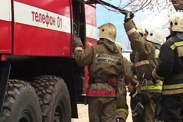 В Сторожевой из-за пожара частично пострадал дом