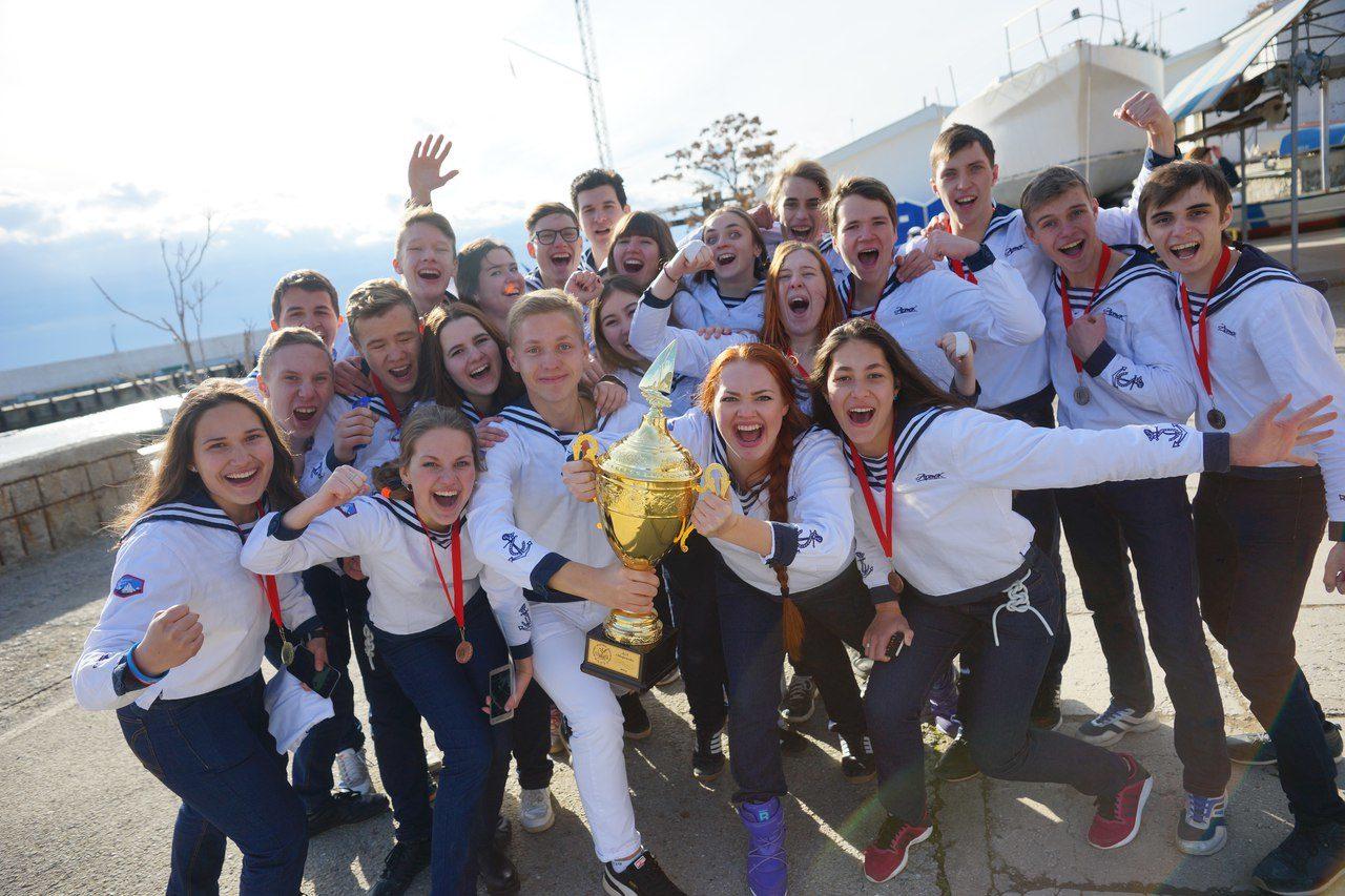 Школьники из Зеленчукской призеры соревнований по многоборью в Крыму
