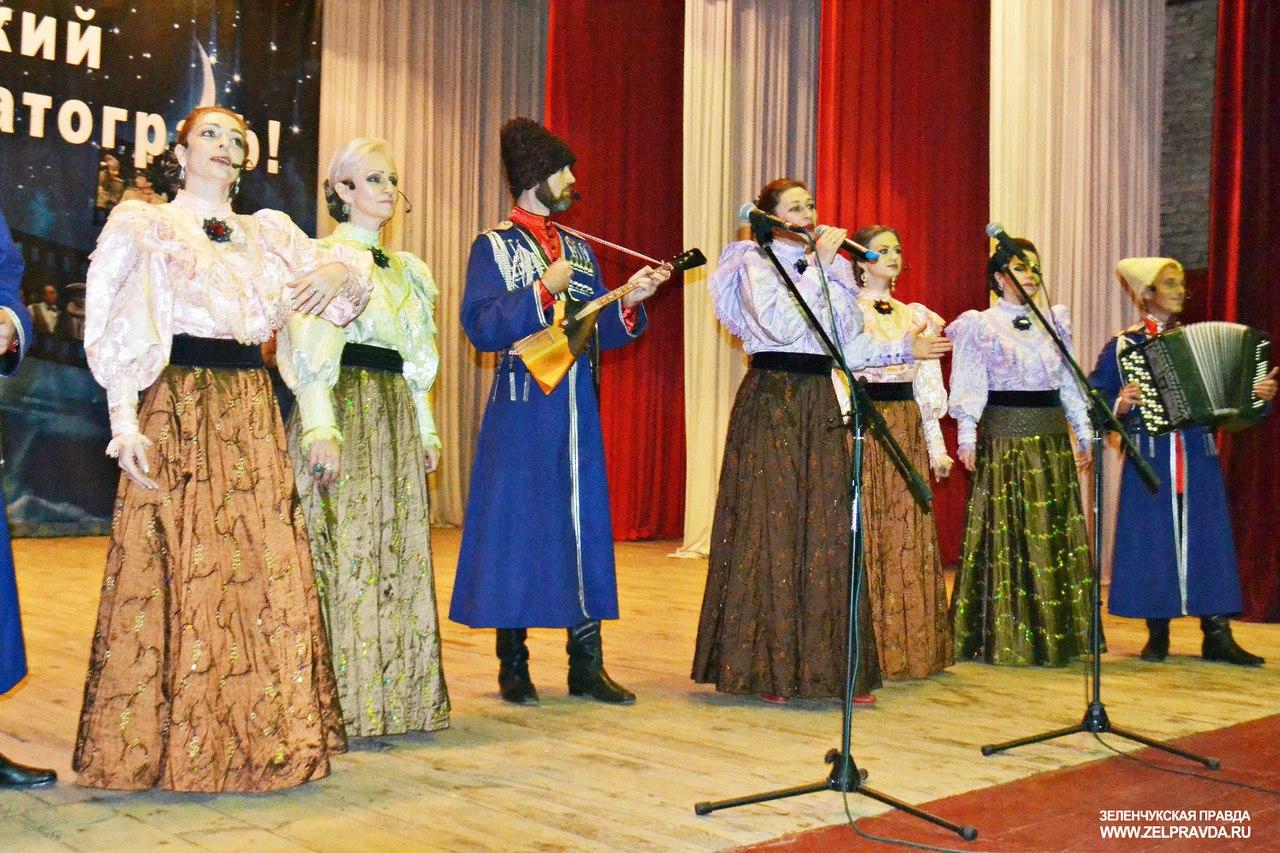В РДК станицы Зеленчукской состоялось торжественно открытие кинозала