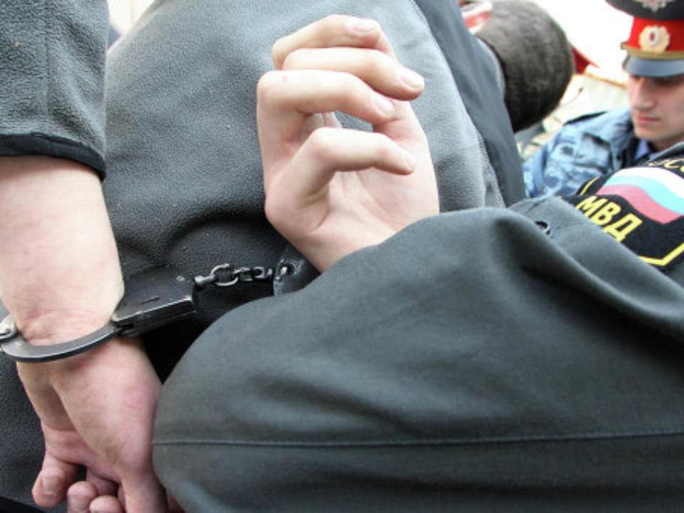 В Исправной полицейскими задержан черный лесоруб