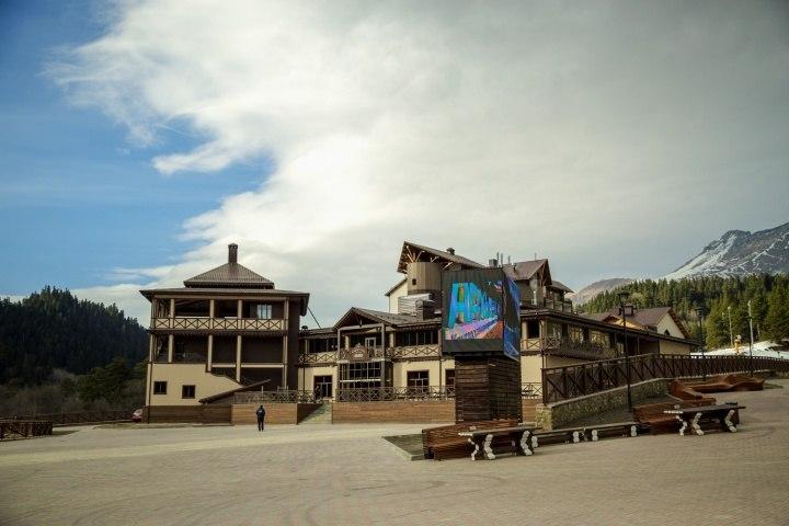 В «Архызе» появится боулинг и ресторан на 720 мест
