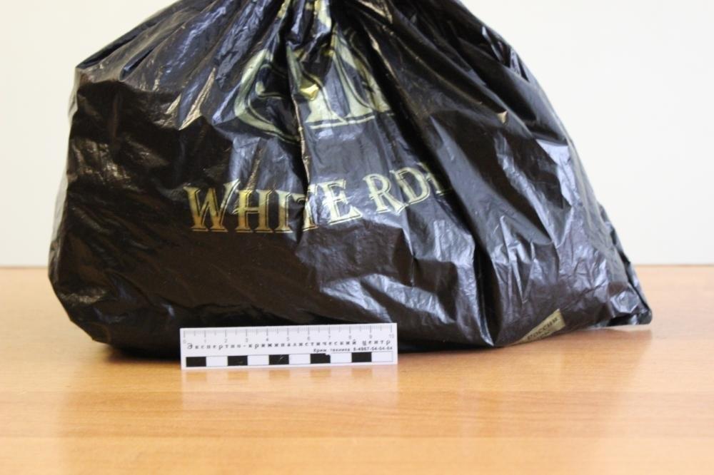 Жителя станицы Исправной задержали с пакетом конопли
