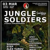 Jungle Soldiers Party 3/03@Griboedov Club