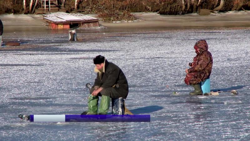 Опасный лёд