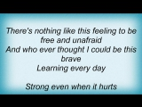 Leann Rimes - Strong Lyrics