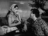 Четыре дороги.1959.(Индия. фильм о трех единовременных любовных историях)