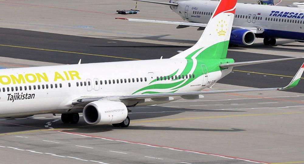 Полеты между Таджикистаном и Узбекистаном возобновятся в начале 2017