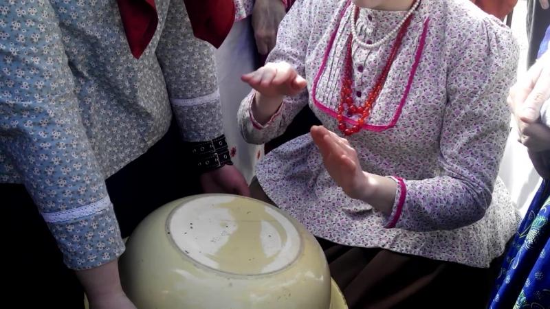 Ильинский фестиваль. Техника игры на тазу