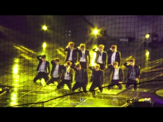 [FANCAM] 170807 | Дебютный шоукон Wanna One(Hands on me)