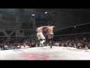 Naruki Doi vs Takehiro Yamamura Dragon Gate King Of Gate 2017 Day 13