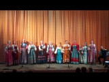 ЖАВОРОНУШКИ, закличка. Исполняет ансамбль народной песни Разнотравье. Руководитель  Алла ГОНЧАРОВА