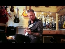 Джеймс Хэтфилд Metallica — интервью в гитарном центре Сан-Франциско