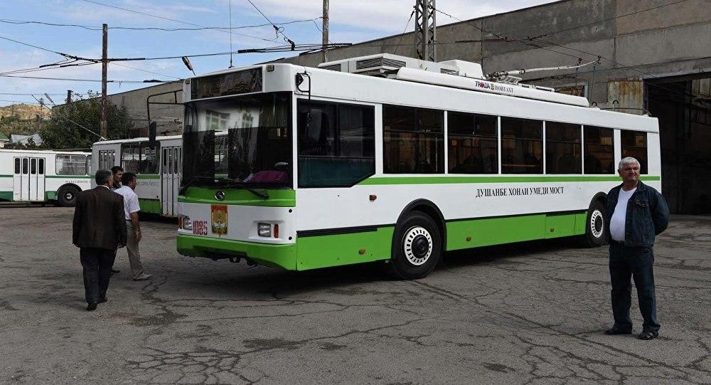 В Душанбе появятся троллейбусы-полуночники работающие ежедневно до 23 часов