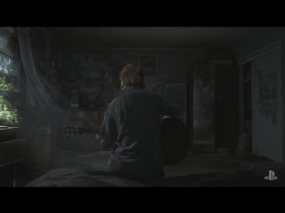 Анонс The Last Of Us 2 (Реакция Захара)