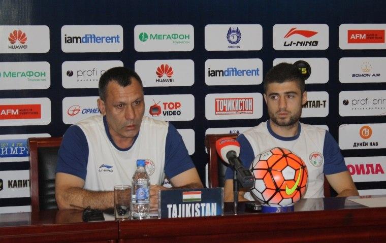 Товарищеский матч между Таджикистаном и Туркмении пройдет завтра в 17:00 в центральном стадионе