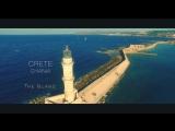 4K Short Film Crete Greece island - Chania drone video -aerial view (phantom 3 dji 4k)