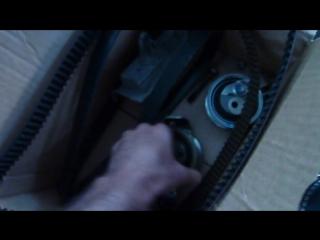Замена ремня ГРМ, водяной помпы, термостата Audi A4 B6 2.0