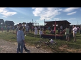 День Физкультурника на поселке барвиха