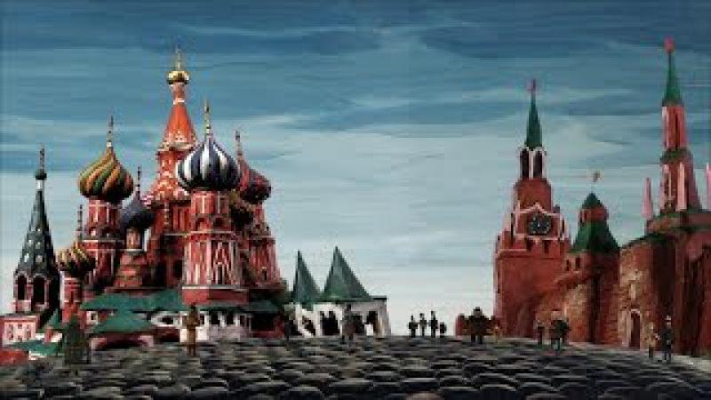 Мы живем в России - Все заставки в одном фильме