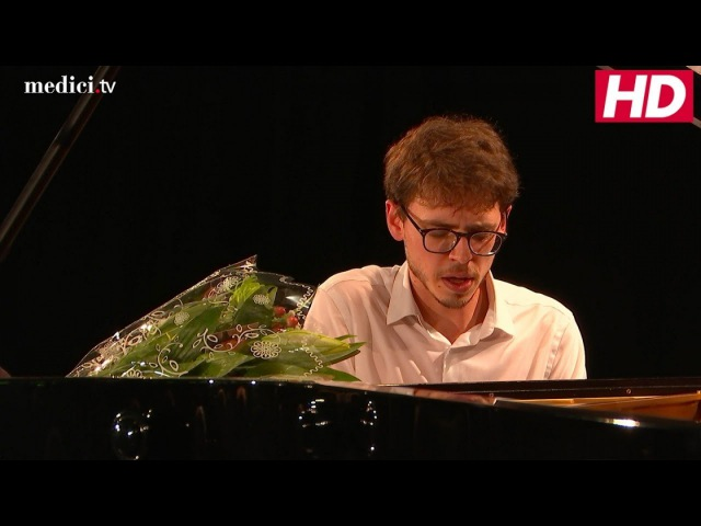 Lucas Debargue - Chopin, Polonaise No. 6 in A-flat Major, Op. 53