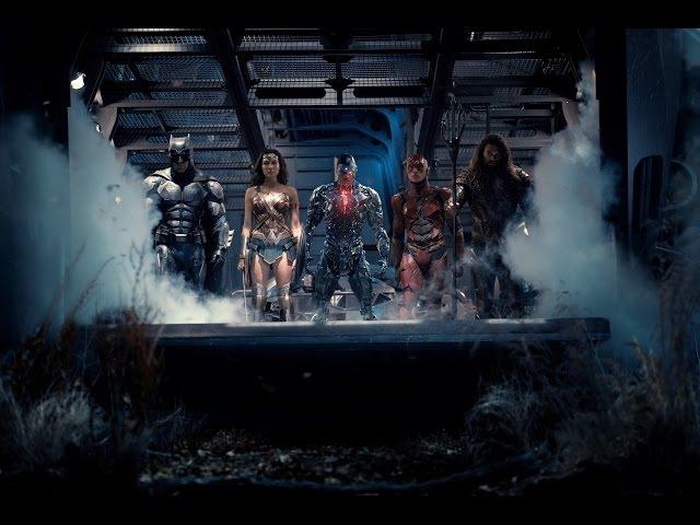 Лига справедливости - Первый трейлер (2017)