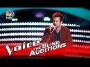 The Voice 2016 Blind Audition - Brendan Fletcher Jolene