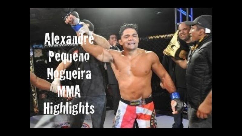 Alexandre Pequeno Nogueira - Luta Livre