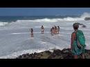 Огромные волны - Гавайи. Смотреть до конца!
