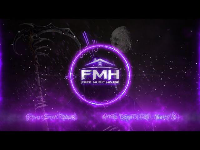DEgITx - Grim Reaper (feat. Matty M.) [melodic death Metal] royalty free music ♫ FMH promotion